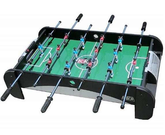 KICK Emerald Table Top Foosball
