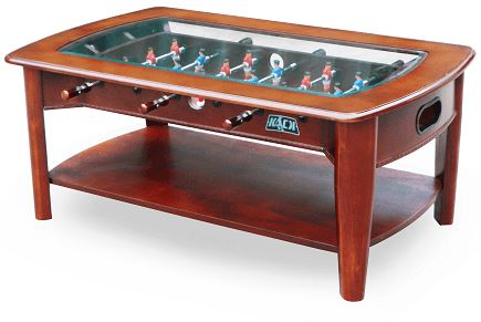 KICK Java Foosball Coffee Table