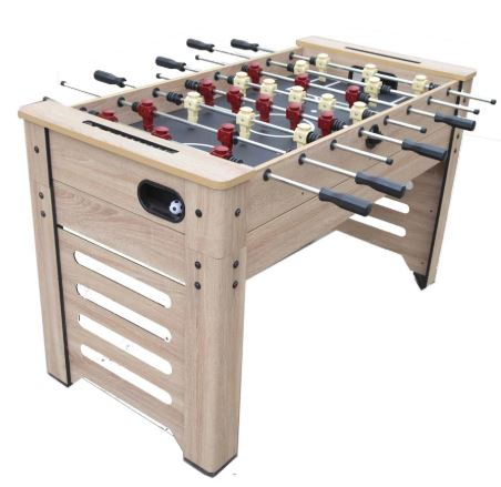 6-in-1 Multi Game Hathaway Foosball Table